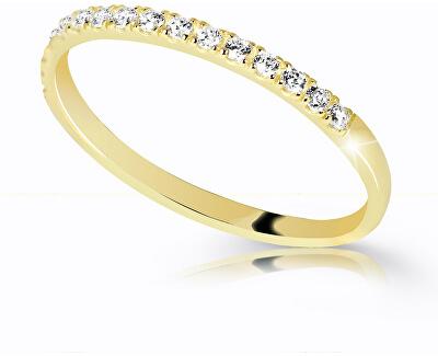 Krásný třpytivý prsten Z6739-10-X-1