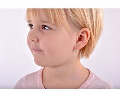 Zlaté dětské náušnice C2150-10-X-1