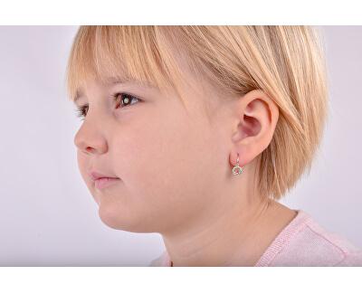 Zlaté dětské náušnice C2154-10-X-1