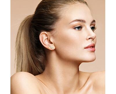 Fabelhafte Ohrringe in Form von Unendlichkeit Z60419-30-X-2
