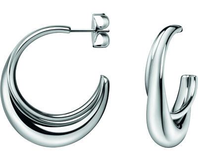 Cercei din oțel Fluid KJ3XME000100