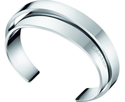Otevřený ocelový náramek Unite KJ5ZMF0001