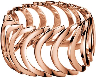 Brățară de oțel placată cu aurBody KJ2WPB100100