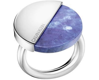 Štýlový prsteň s Lapis lazuli Spicy KJ8RLR0402