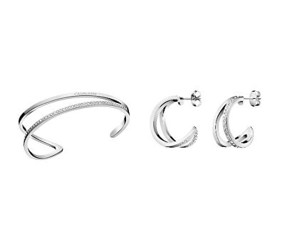 Set de bijuterii din oțel schiță