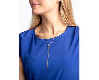 Oceľový náhrdelník Side KJ5QMN000300 s regulovateľnou dĺžkou