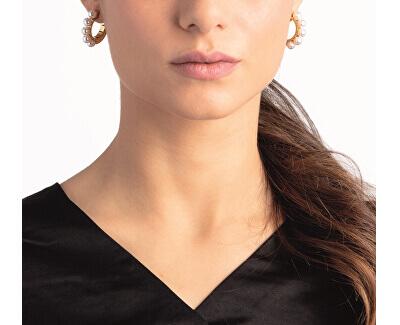Zvýhodněná perličková sada Circling (náhrdelník, náušnice)