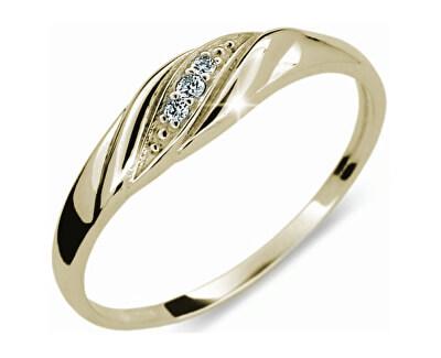 Inel cu diamant delicat DF2084z