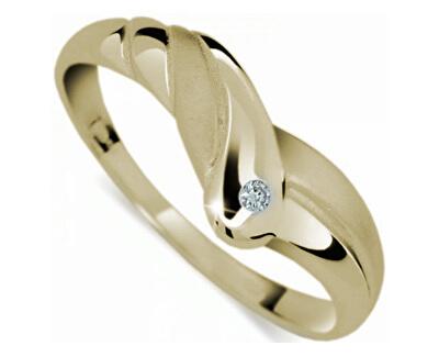 Inel origina cu diamant DF1841z