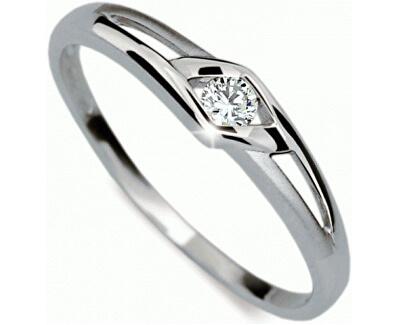 Krásný zásnubní prsten DF1633b