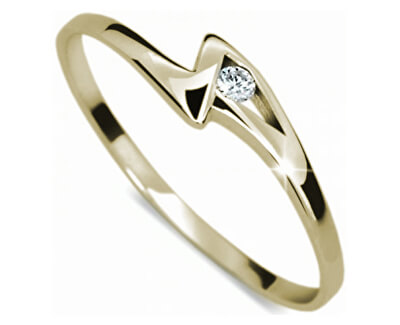 Inel de logodnă cu diamant DF1138z
