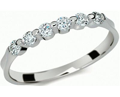 Luxusní prsten se zirkony DLR1951b