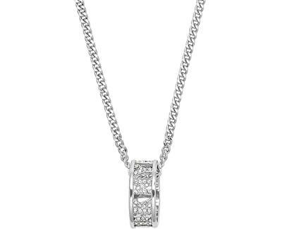 Stylový náhrdelník pro ženy s čirými krystaly Swarovski 1989 5547947