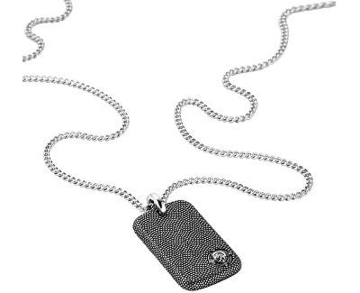 Pánský náhrdelník z oceli DX0894001 - SLEVA