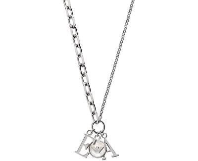 Luxusní ocelový náhrdelník EG3386040