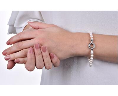 Buntes Perlenarmband Pavona 23004.3 A