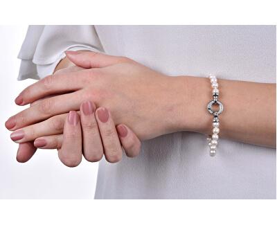 Elegantní zvýhodněná souprava šperků Pavona 23001.1 B, 22015.1 (náhrdelník, náramek)