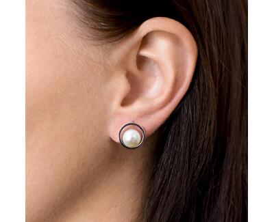 Elegantní zvýhodněná souprava šperků Pavona 22025.1, 21041.1 (řetízek, přívěsek, náušnice)