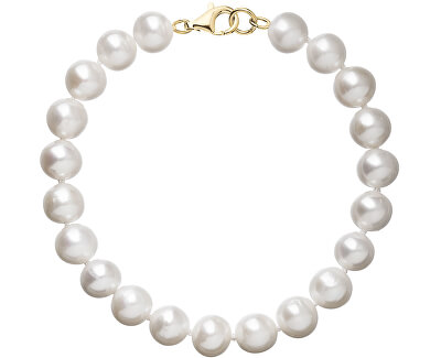 Nádherný náramok z pravých perál Pavona 923003.1