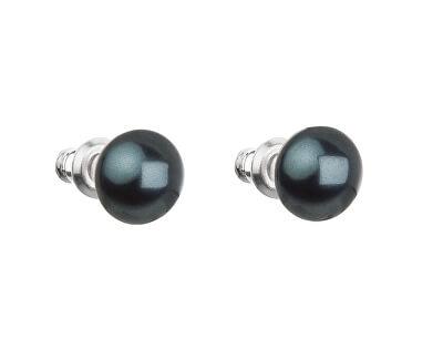 Ohrringe mit Swarovski-Perle in Tahiti Farbe 31142.3