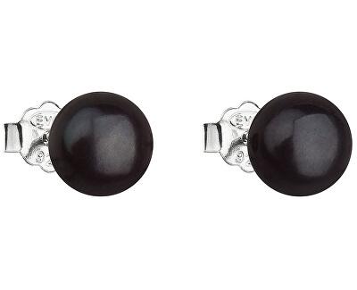 Strieborné náušnice s pravými perlami Pavona 21042.3