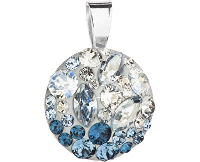 Stříbrný přívěsek 34209.3 Ice blue