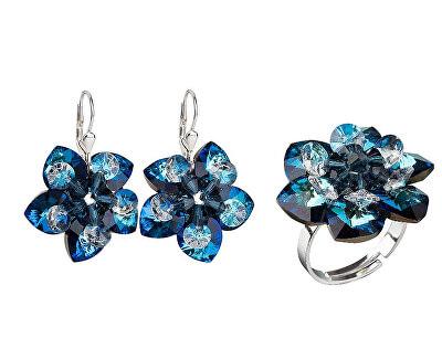 Set convenabil de bijuterii Bermuda Blue