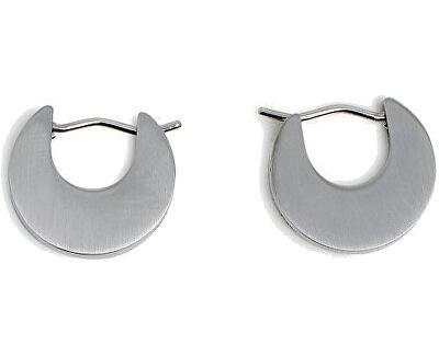 Oceľové náušnice Swing ESER00752300