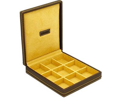 Cutie brună pentru butoni Carbon 32053-8