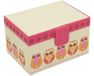 Cutie pentru bijuterii Owlivia 20097-6