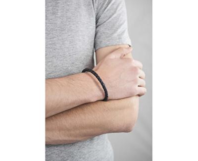 Pánský kožený náramek JF03187040