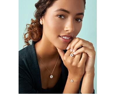 Luxusní bronzový prsten Vintage Glitz JF03587791