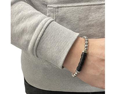 Pánský ocelový náramek Mens Dress JF03631040