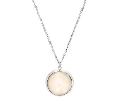 Krásný ocelový náhrdelník JF02915040