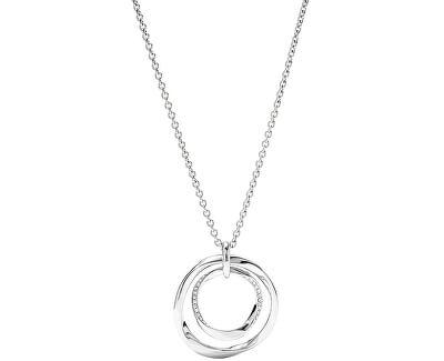 Colier de lux din oțelpentru femei JF01146040
