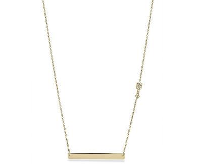 Ocelový náhrdelník JF02811710