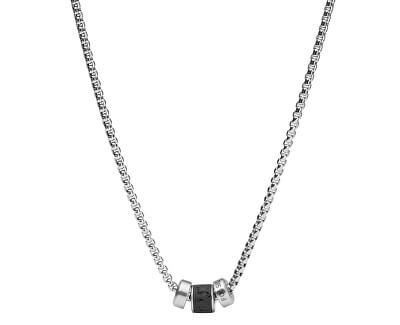 Pánský ocelový náhrdelník Mens Dress JF03689040