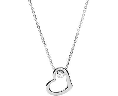 Colier romantic pentru femei cu inimă JFS00359040