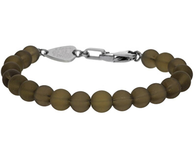 Herren Perlen Armband UMB21507-S