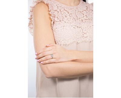 Pozlátený dámsky prsteň UBR83018