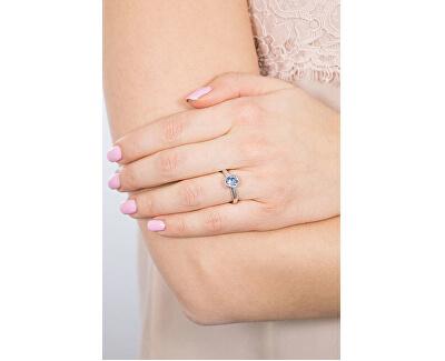Dámský prsten s krystalem UBR83023