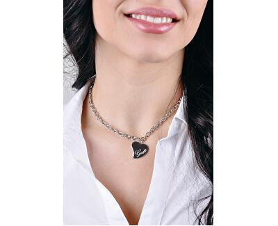 Štýlový náhrdelník so srdiečkom UBN28059
