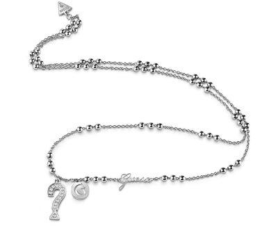 Dlhý náhrdelník s korálkami UBN85009