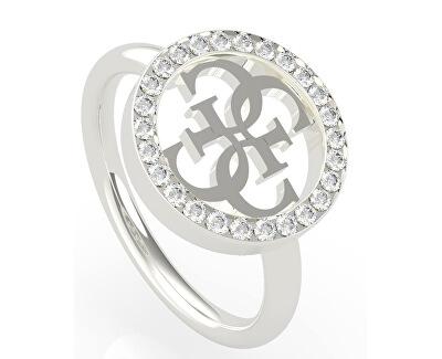 Elegantní prsten s logem UBR79038