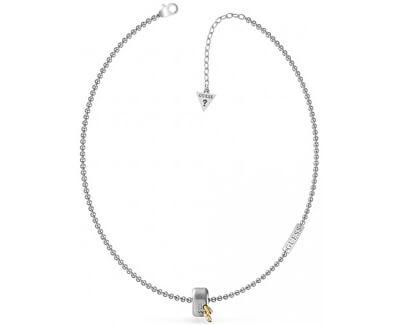 Colier bicolor de lux UBN79003