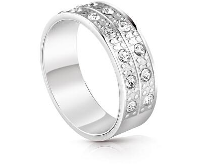 Inel modern cu cristale UBR29030