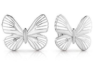 Motýlikové náušnice UBE85090