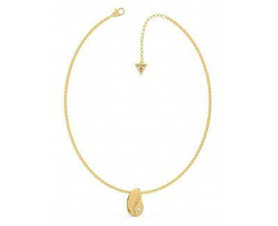Pozlátený náhrdelník s príveskom UBN79097