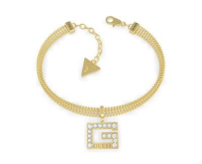Stilvolles Armband mit Kristallen Swarovski UBB79088-S