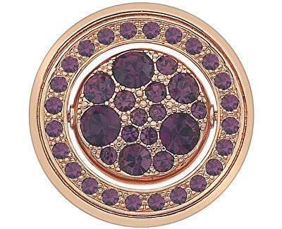 Pandantiv Hot Diamonds Emozioni Alba e Tramonto Rose Gold Coin EC247-253